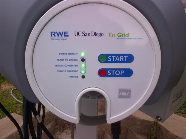 Bild von RWE Ladetechnik erobert die USA