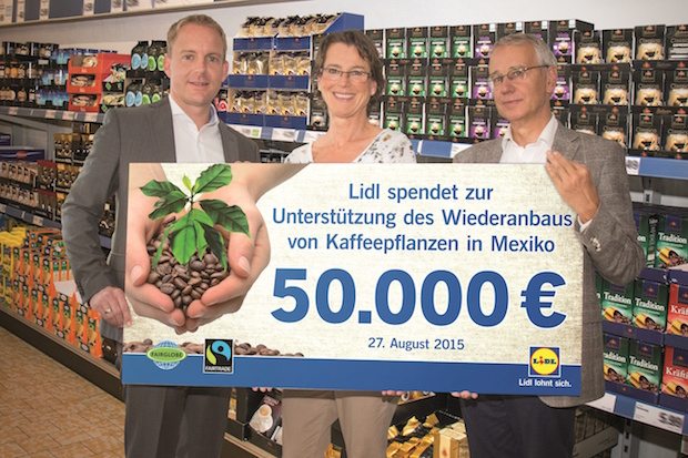 Photo of Lidl spendet 50.000 Euro zur Fairen Woche
