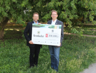 Krombacher spendet 200.000 EUR an den WWF