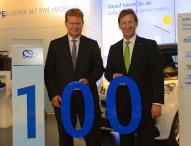 RWE begrüßt die EWR AG als 100. Energiedienstleister