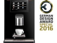 Kaffee Partner Crema Duo ausgezeichnet mit dem German Design Award