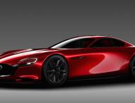 Mazda präsentiert Sportwagen-Konzept RX-Vision
