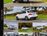 Drittes Sportmodell von AMG: Dynamisches SUV für neue Zielgruppen