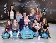 Promi Bobby-Benz Rennen für den guten Zweck