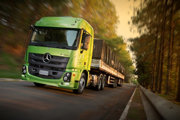 Photo of Produktoffensive von Mercedes-Benz Trucks und Vans in Brasilien