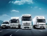 Daimler Trucks präsentiert sich auf dem 32. Deutschen Logistik-Kongress