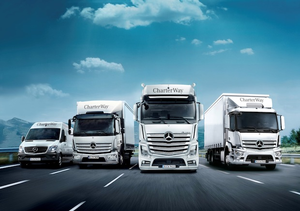 Photo of Daimler Trucks präsentiert sich auf dem 32. Deutschen Logistik-Kongress