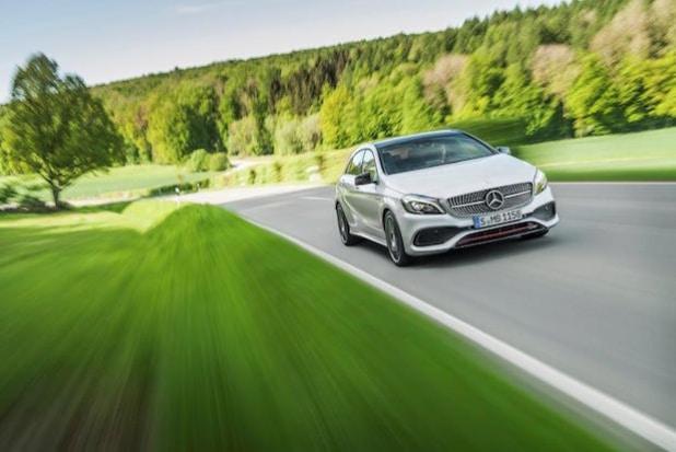 Mercedes-Benz A-Klasse (W 176) 2015 -  Quelle: Daimler AG