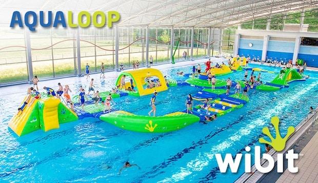 Bild von Wibit Sports präsentiert Wasserspaß in einer neuen Dimension auf der FSB Messe in Köln
