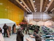 """Bundeswehr mit Sonderpreis """"Humanitäre Logistik"""" geehrt"""