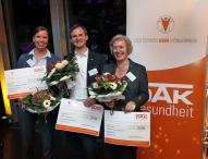 BASF-Tochter gewinnt Förderpreis für gesundes Arbeiten