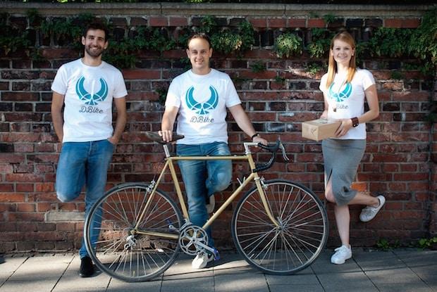 Photo of DBike startet Lieferungen innerhalb 1 Stunde per Fahrrad
