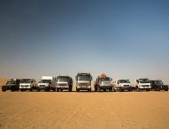 Daimler eröffnet in Dubai erstes Regional Center für Nutzfahrzeuge