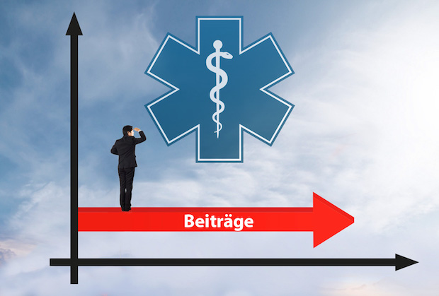 Bild von Private Krankenversicherung auch 2016 mit stabilen Beiträgen