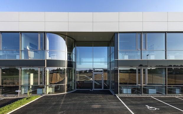 Photo of Neuer Standort für Kunststoffproduktion und Verwaltung