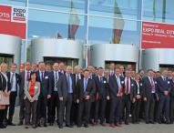 Expansion auf der EXPO REAL 2015 stark vertreten