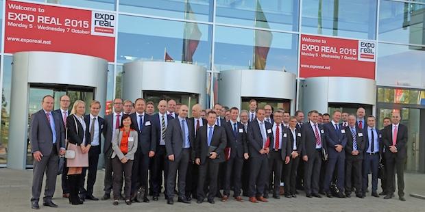 Photo of Expansion auf der EXPO REAL 2015 stark vertreten