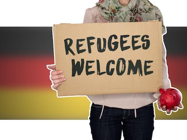 Bild von Girokonto für Flüchtlinge und Asylbewerber