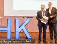 Publikumspreis der IHK Köln geht an ALDI SÜD Filialleiter