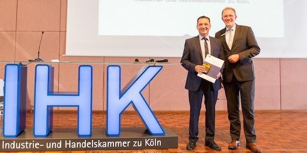 Photo of Publikumspreis der IHK Köln geht an ALDI SÜD Filialleiter