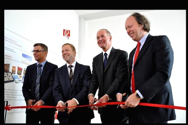 Photo of Constantia Flexibles eröffnet neues Kompetenzzentrum für Kunststofffolien
