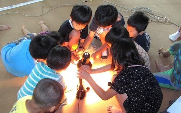 """Bild von Die """"Eco-Lessons"""" von KYOCERA erreichen über 100.000 Grundschüler"""