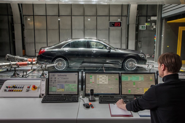 Bild von Mercedes-Benz wird erste Fahrzeugmodelle mit CO2-Klimaanlage ausrüsten
