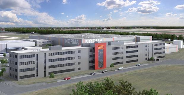 Photo of Neue NORMA-Zentrale: modern und zukunftsorientiert