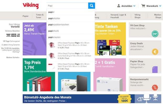 Photo of Office Depot verstärkt e-Commerce-Geschäft