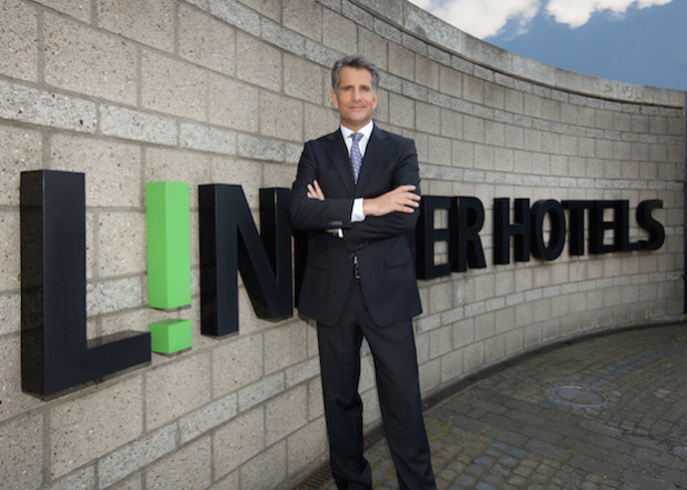 Herr Ott Lindner - Quelle: Lindner Hotels & Resorts