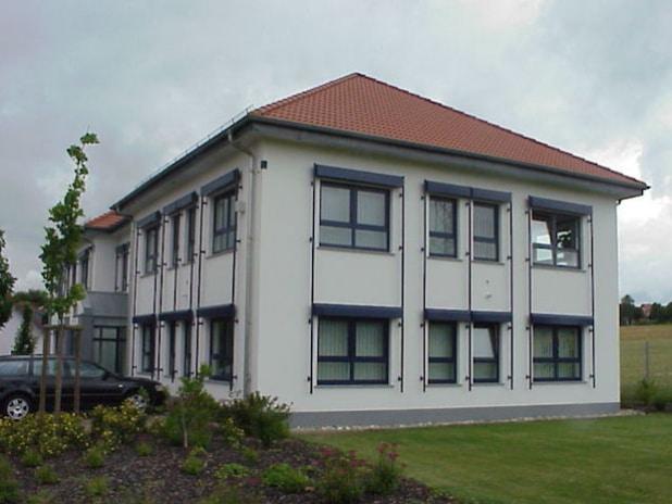 Sitz der Leitsch Software GmbH in Petersberg-Steinau bei Fulda - Quelle: Leitsch Software GmbH