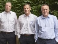 Georg Frischmuth ist der neue Geschäftsführer an der Seite von Reiner Wieck
