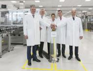 Roche eröffnet am Standort Mannheim ein neues Produktionsgebäude