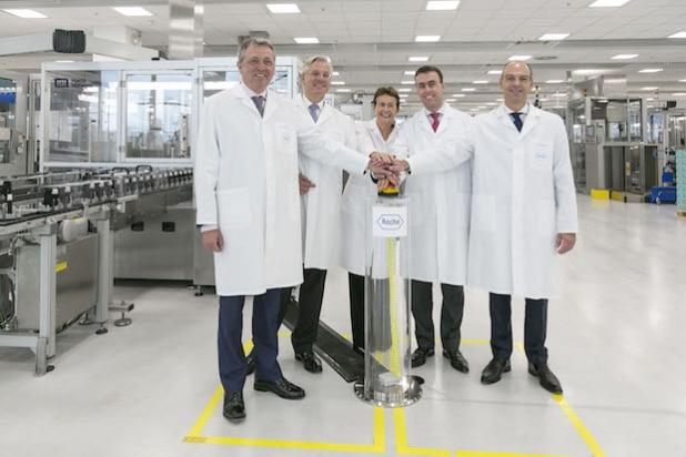 "Quellenangabe: ""obs/Roche Diagnostics GmbH/Axel Heiter"""