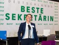 Rubina Chand aus Köln gehört zu den besten Sekretärinnen Deutschlands