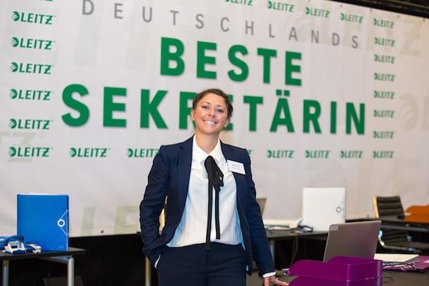 Photo of Rubina Chand aus Köln gehört zu den besten Sekretärinnen Deutschlands