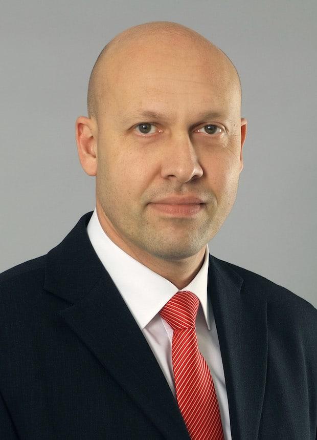Photo of Neuer Bereichsvorstand Vertrieb und Marketing