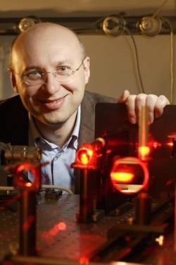 Stefan Hell - Bildnachweis: Max-Planck-Institut für biophysikalische Chemie