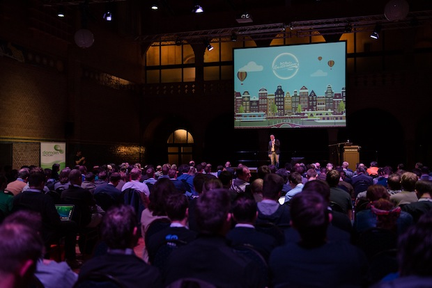 """Photo of YPO3 Conference Europe 2015 in Amsterdam – """"Finden Sie sich einfach damit ab, dass das Internet verschwinden wird"""""""