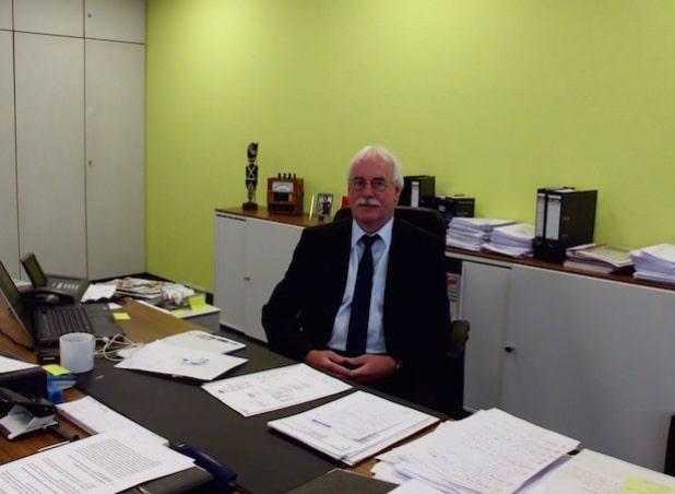 Werner Bock leitet seit 25 Jahren die Ingenieurgesellschaft Striewisch in Essen. Quelle: Striewisch