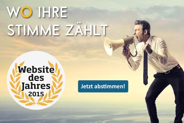 Photo of Website des Jahres: Dreifachsieg in Sicht?
