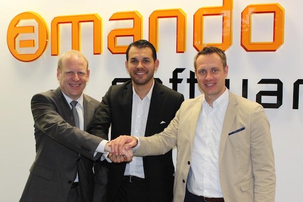 Photo of COMPAREX übernimmt Technologieführer amando software