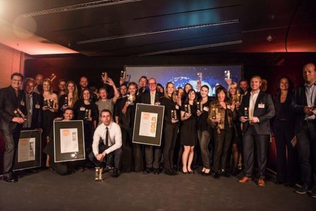 Der Gold-Award ging dieses Jahr an die Stein Promotions GmbH, die sich insgesamt über sieben Awards freuen konnten. - Quelle: POSMA