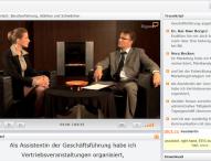 Neben Englischkenntnissen sieht LinguaTV steigenden Bedarf an Deutschkursen für ausländische Fachkräfte und Flüchtlinge