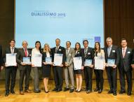 Beste Absolvent/innen des dualen Studiums in Bayern ausgezeichnet