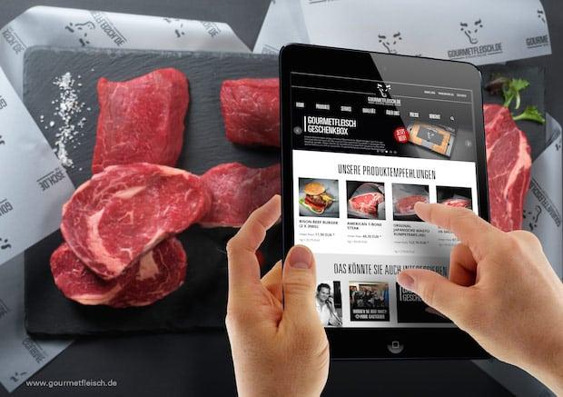 Bild von Onlinemetzger Gourmetfleisch.de macht sich fit fürs Weihnachtsgeschäft