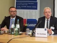 Digitalisierung verbindet CeMAT und tranport logistic