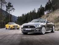 Neuer Ford Mustang GT gewinnt sport auto-Award