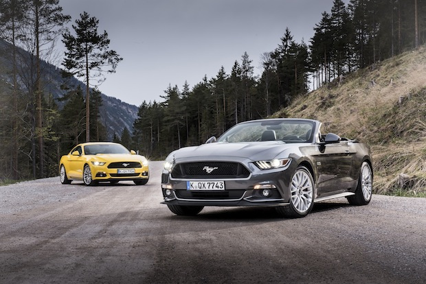Photo of Neuer Ford Mustang GT gewinnt sport auto-Award