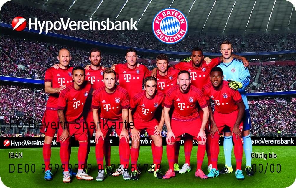 Bild von FC Bayern München und HypoVereinsbank verlängern Partnerschaft um weitere sechs Jahre